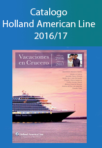 catalogo holland american line