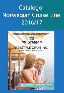 catalogo norwegian cruise
